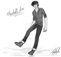 Marshall Lee by taytayisawesome