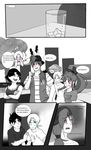 Love Blossoms FRIENDS FIRST CHP 3 PG 1 by KazumiFox2