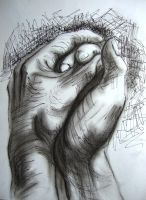 Henry Moore's Hands by 101gleek101