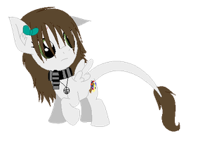 DOLL-Filly Harmonic Rhythm -Official Design- by Cherryblossom135