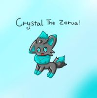 My zorua form by CoolUmbreon