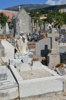 Cemetery in Provence 3 by A1Z2E3R