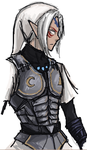 LoZ: Majora's Mask -Fierce Deity Link- iS doodle by cGeneticist