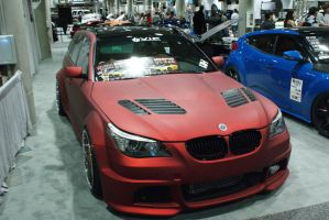 modified M5 wagon by nuttbag93