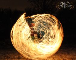 Hot Waves of Light by MD-Arts