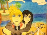Roxas And Xion by guyarican497