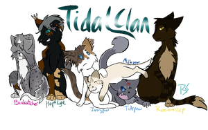 Old oSaC:  Welcome to TidalClan by Riveriia