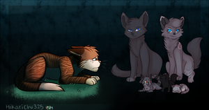 Don't You Worry, Leafpool... (w/ speed paint) by FazbearFever