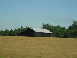 Barn Stock 3 by Orangen-Stock