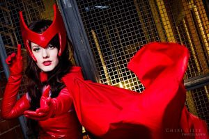 Scarlet Witch by LanaKuroi
