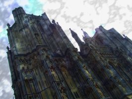 Wells Cathedral by panthera-lee