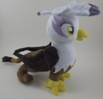 Gilda Plushie by Brainbread