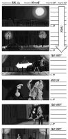 Werewolf Storyboards: Part 03 by DragonBeak