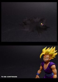 Cell vs Gohan Part 5 - p14 by SUnicron