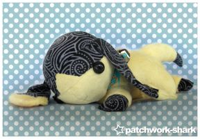 Patchwork Helioptile by Patchwork-Shark
