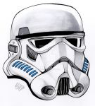R - Storm Trooper by IrishWolven