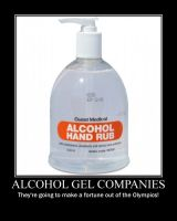Motivation - Alcohol Gel Companies by Songue