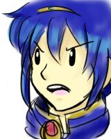 Angry Marth by sonicstuff07