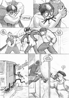 comic 3 p by Flick-the-Thief