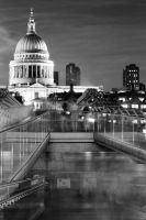 A Typicial View of St. Pauls by l33tc4k3