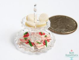 1:12 Tea Sandwiches by Bon-AppetEats