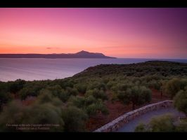 View from Plaka by GMCPhotographics