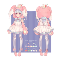 [Chara AT] Enzouke Ref- Kuri Kuri Cream by Yukimamae