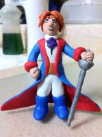Fimo - The Little Prince by UniqueT