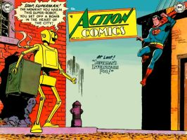 Action Comics 173 by Superman8193