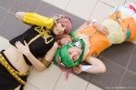 VOICALOID - Luka and Gumi by boingbakachi