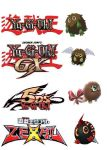 Kuriboh and Yugioh Zexal by wolf-fighter