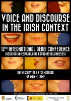 Voice and Discourse in the Irish Context by deRijke