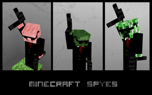Minecraft Spyes by GhosT-Player