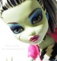 Monster High Frankie by MarySixx