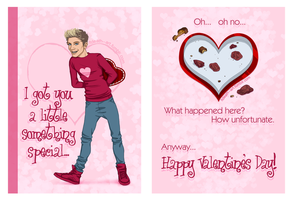Niall's V-Day Surprise by LieutenantDeath