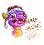 Merry Christmas by Fico-Ossio