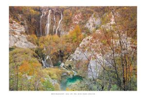 Plitvice Lakes 2012 - VIII by DimensionSeven