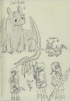 There be Dragons and Vikings by sailor663