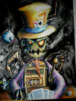 The Gambler by TwistedSynergy