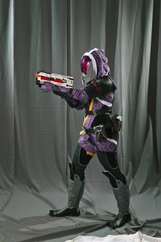 I can blow the flashlight off a geth from 50 feet! by WhimsicalSquidCo
