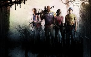 L4D2 Menu - Wallpaper by GAVade