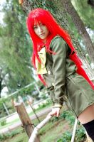 Shana, winter uniform by nyumexico
