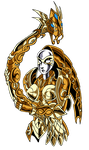 Shaina_GOLD_version_TOTEM by FaGian