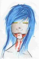 Bloody Beauty by itryitworks