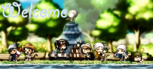 Welcome by MikaMori