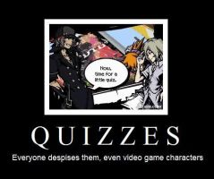 Quizzes by PhantomEnvy