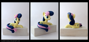 Bonbon 3D-Printed Figure by Clawed-Nyasu