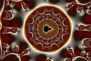 Exiled Mandelbrot No. 8 by element90