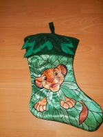Lion King Christmas Stocking by OliveTree2