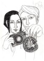 [DEDO]Broken Sword by WaffleChip
